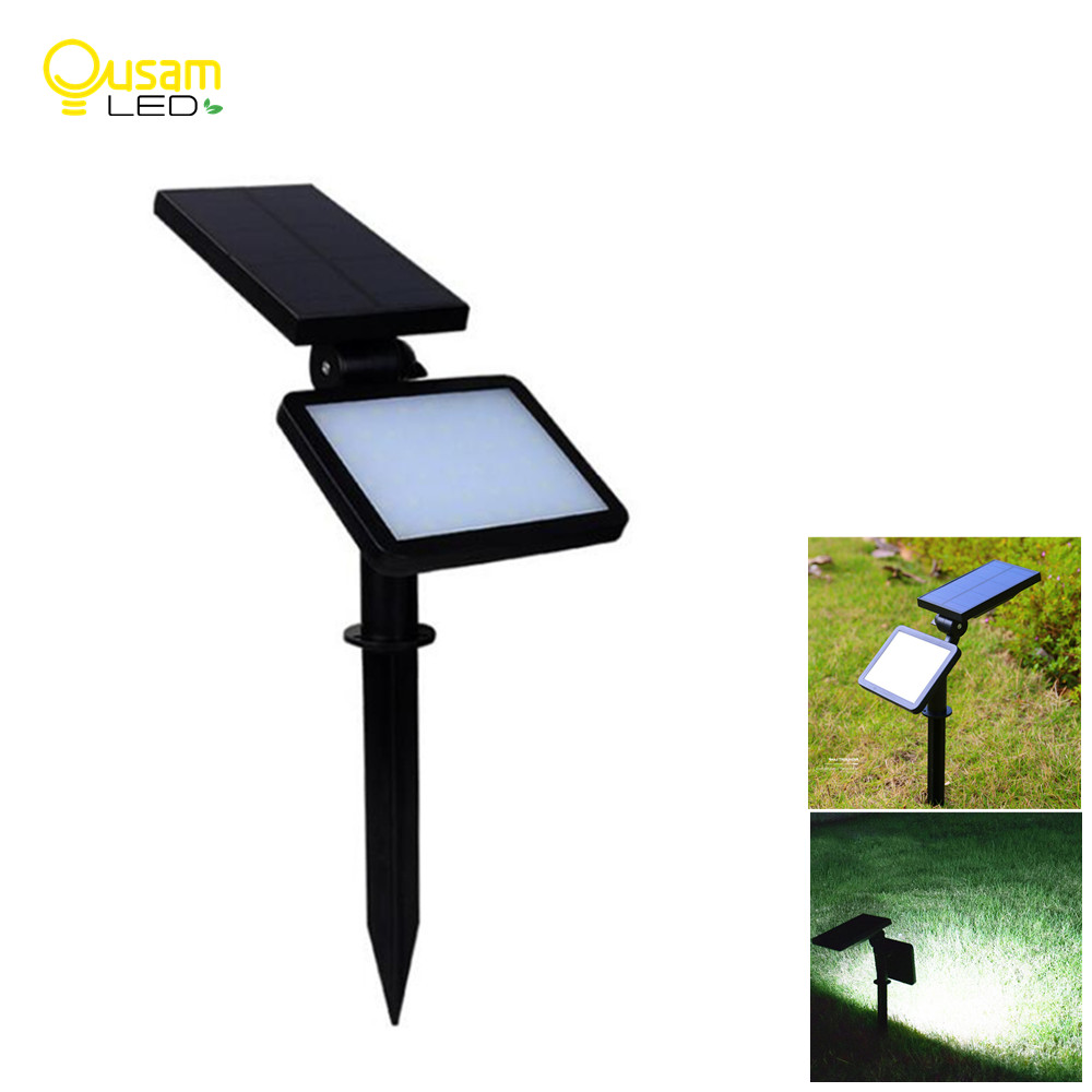 Factory Shop Solar Lights: Aliexpress.com : Buy Solar Lights 48 LED Lawn Lamp With