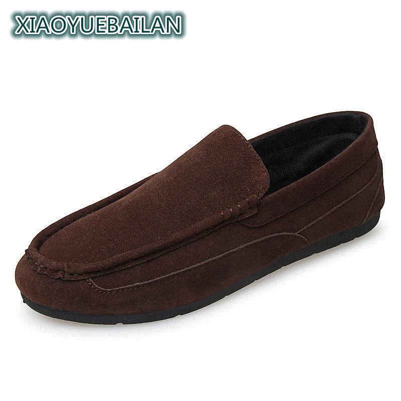 Mode Noir gris Hommes Chaussures orange Britannique Confortable De Occasionnels Et D'été Professionnel Mocassins 0PvqxBP