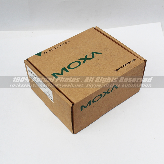 Brand New Moxa Dual RF Wireless AP Bridge AWK 5222 EU With Free DHL  EMS