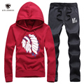 Men hoodies for couples fashion brand causal pullover sweatshirt baseball tracksuit harajuku sporting suit lovers Plus Size 4XL