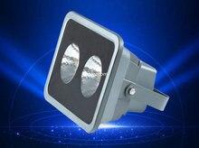 hot deal buy led floodlight 2pcs/lot 100w  reflector led flood light spotlight 220v 110v waterproof outdoor wall lamp garden projectors