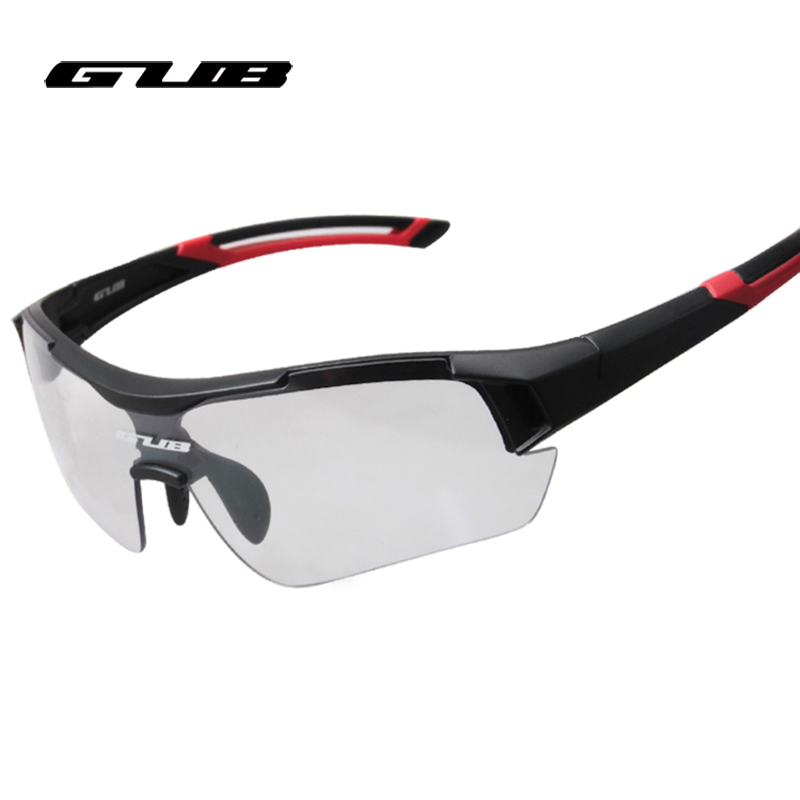 GUB Photochromic Polarized Cycling Bicycle Glasses Discoloration Riding Fishing Goggles Bike Sunglasses UV400 Eyewear Anti-UV care of you f14448