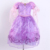 Fantasia Vestidos, 2016 Nuevos Niños Niños Cosplay Vestidos Rapunzel Princesa Costume Wear Realice Ropa Venta CALIENTE del envío libre