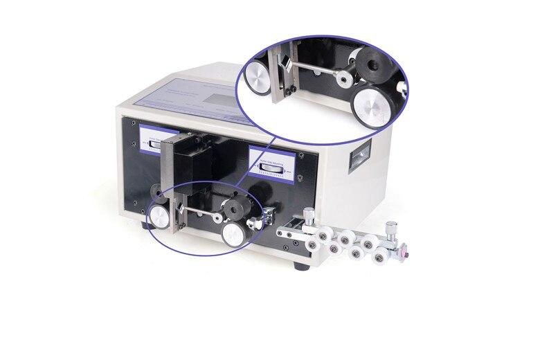 Automático de la computadora de Cable Stripper máquina de/Cable eléctrico máquina de pelar/cortador de tubo SWT508C