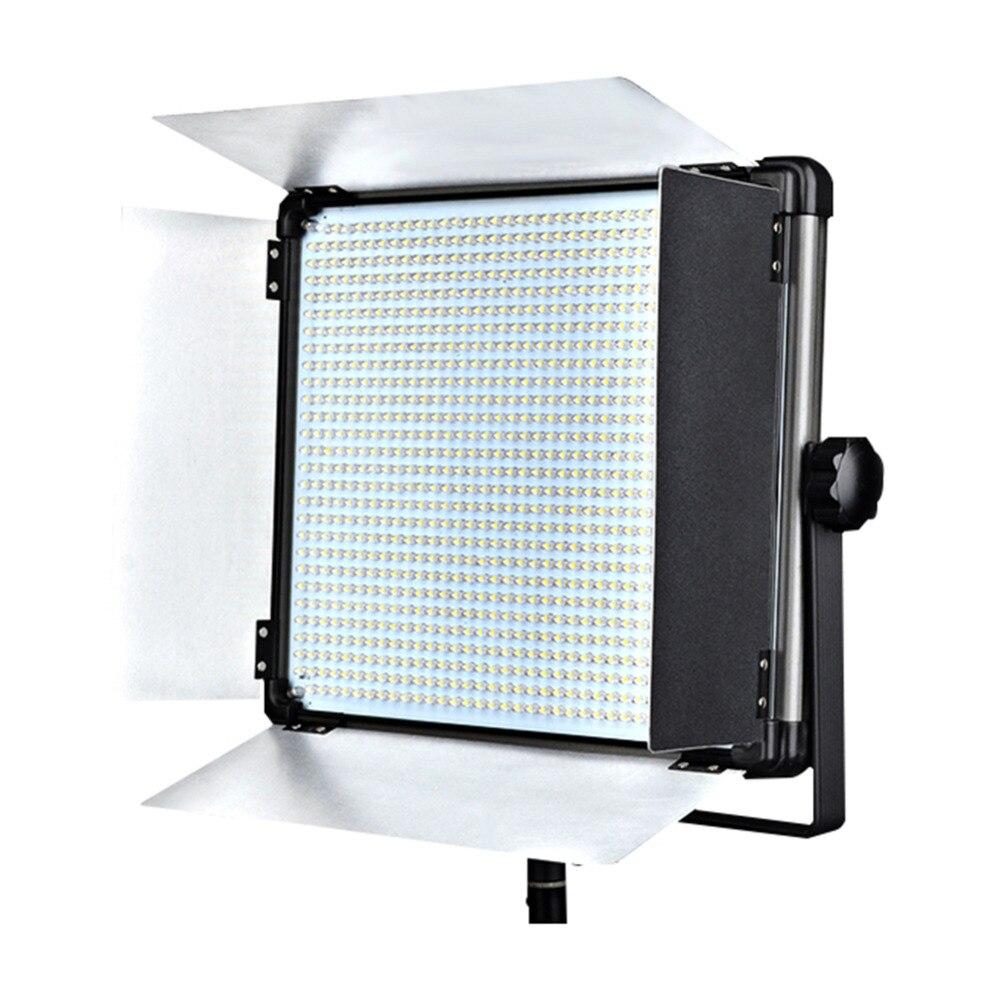 Yidoblo 1 pc Plat Panneau LED Lampe lumière D-2000II 140 W vidéo Multi-couleur lumière LED Éclairage de Studio Photographie Super Slim & lumière