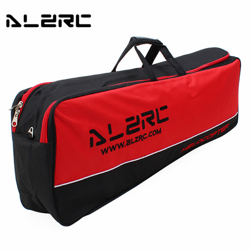 ALZRC Devil 505 FAST RC Helicopter New Carry Carrying Bag Handbag Backpack Case Box Spare Parts Accessories for Remote Control alzrc devil 450 helicopter parts 450 fast fiberglass shell