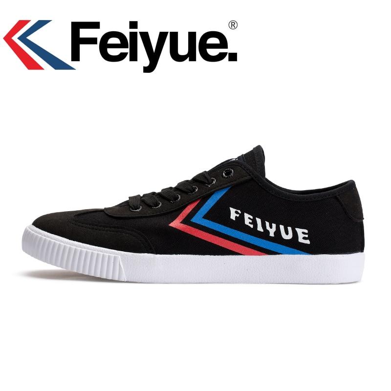 Original new 2017 Feiyue Classical Shoes Martial arts Taekwondo Soft comfortable Sneakers