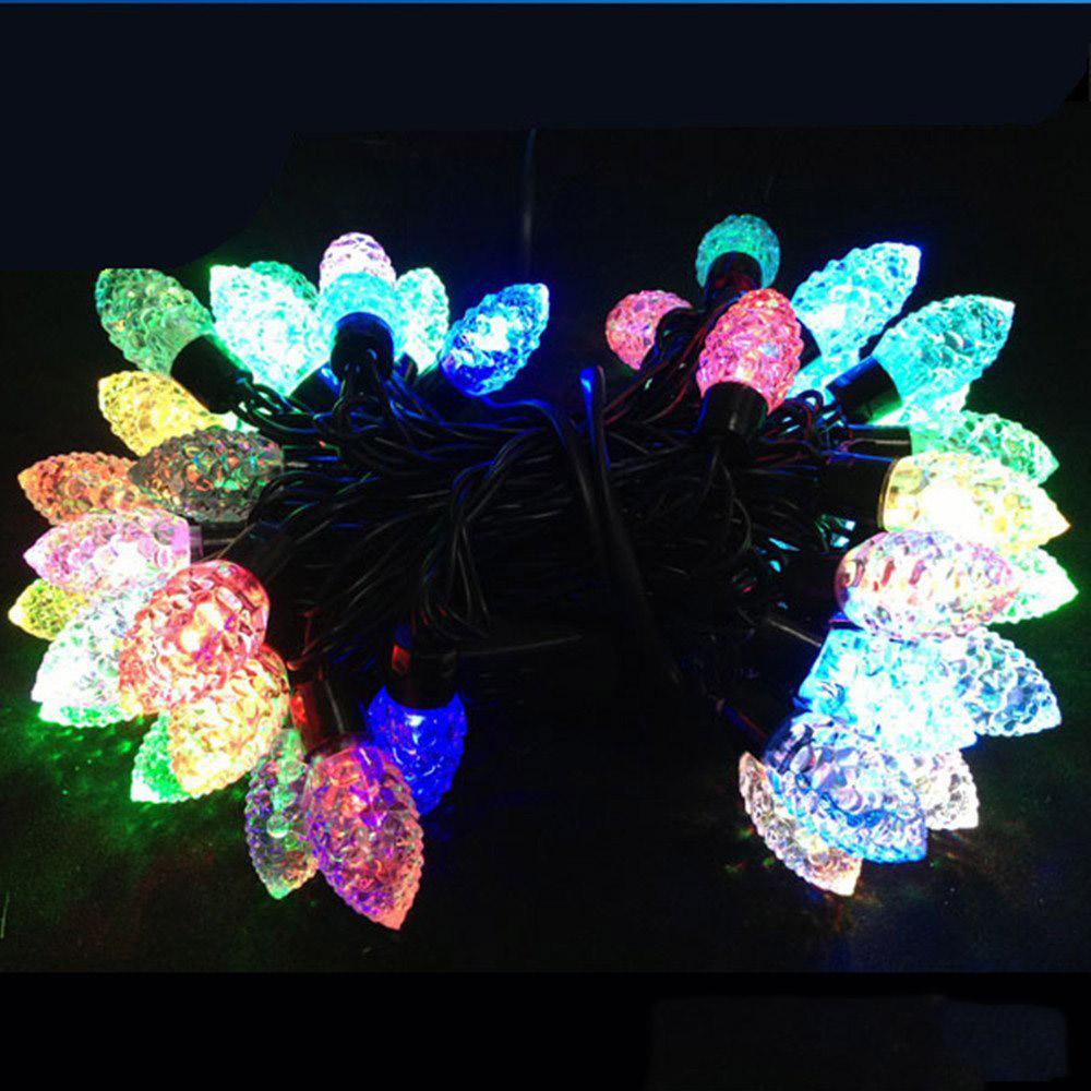 Holiday Christmas Decoration Led Lights Outdoor 5M Led String Lights For Party Wedding LED Lighting Chains