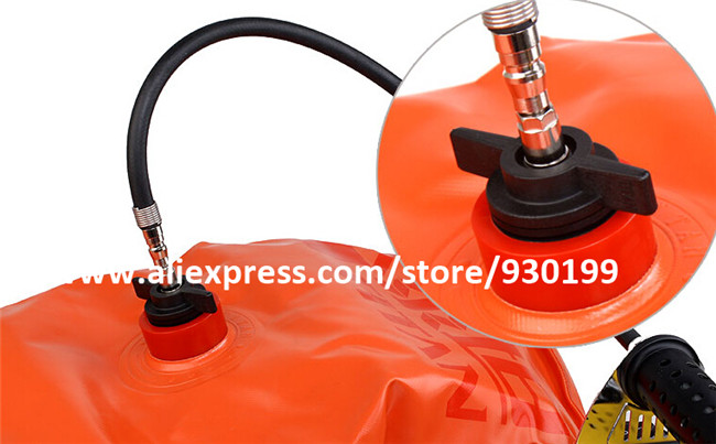 4T Portable Air Jack Inflatable Car Auto 4TON Lift Jacks
