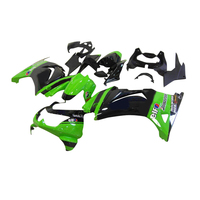 08 14 ABS fairings for Kawasaki ninja EX250 250R 12 13 14 injection molding fairing kit 08 09 LX74