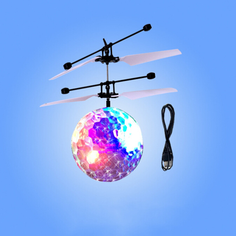 Aliexpress Com Buy Everycom X9 Led Hd Projector 3500: Aliexpress.com : Buy Colorful RC Flying Ball Built In