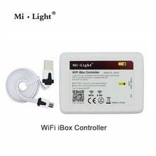 Milight 2.4G LED WiFi iBox Remote Controller Compatible with Milight led bulbs support IOS and Android for bulbs and led strip