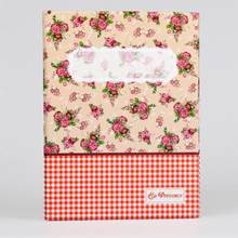 100 Pockets Instax Mini Film Floral Photo Album Memory Pictures Storage Hold Case Commemorative Wedding Photo Scrapbook Gift(China)
