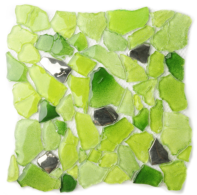 Fresh green Random design glass furniture mosaic tile Bathroom shower wall kitchen backsplash Pool art floor wall sticker,LSWZ02 rose gold stainless steel metal mosaic glass tile kitchen backsplash bathroom background decorative art mosaic wall tile sa073 9