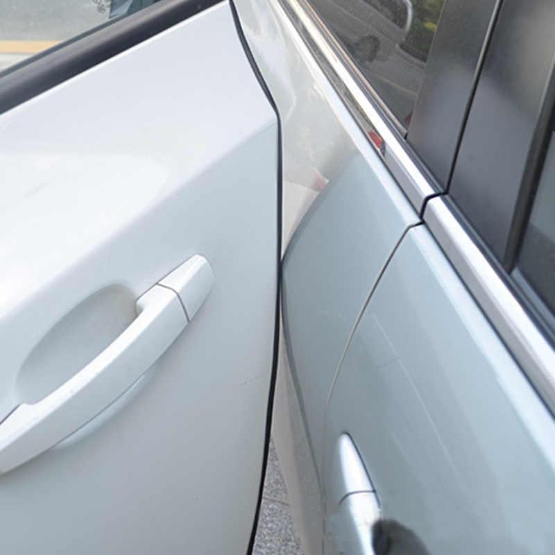 สำหรับ Audi BMW VW รถยางซีล Trim Molding ประตู Edge Guard Scratch Strip Protector อุปกรณ์จัดแต่งทรงผมรถยนต์อะไหล่