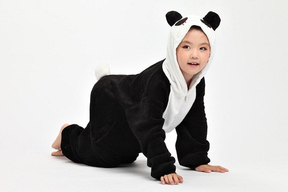 Panda/Totoro/shark Kids cosplay pajama boys girls animal onesie cartoon hoodie pyjamas batman costume children sleepwear