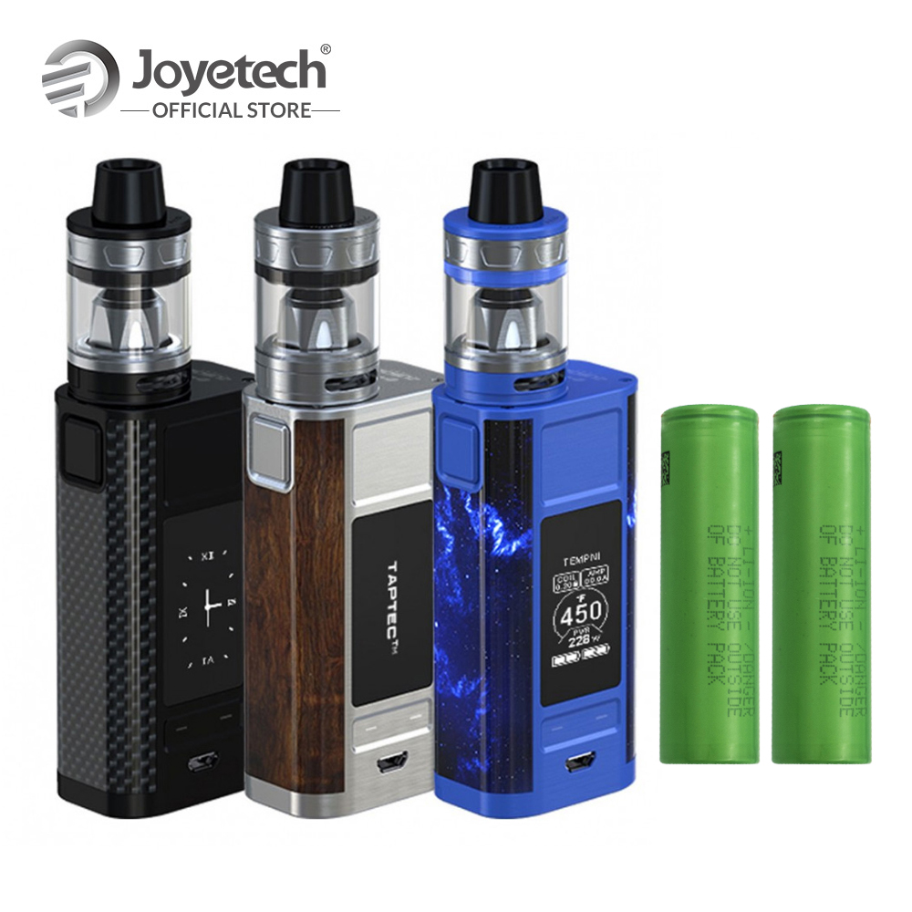Original Joyetech CUBOID TAP Full Kit With 2PCS 18650 Battery 4ml ProCore Aries Atomizer ProC1/ProC4 Coil Electronic Cigarette все цены