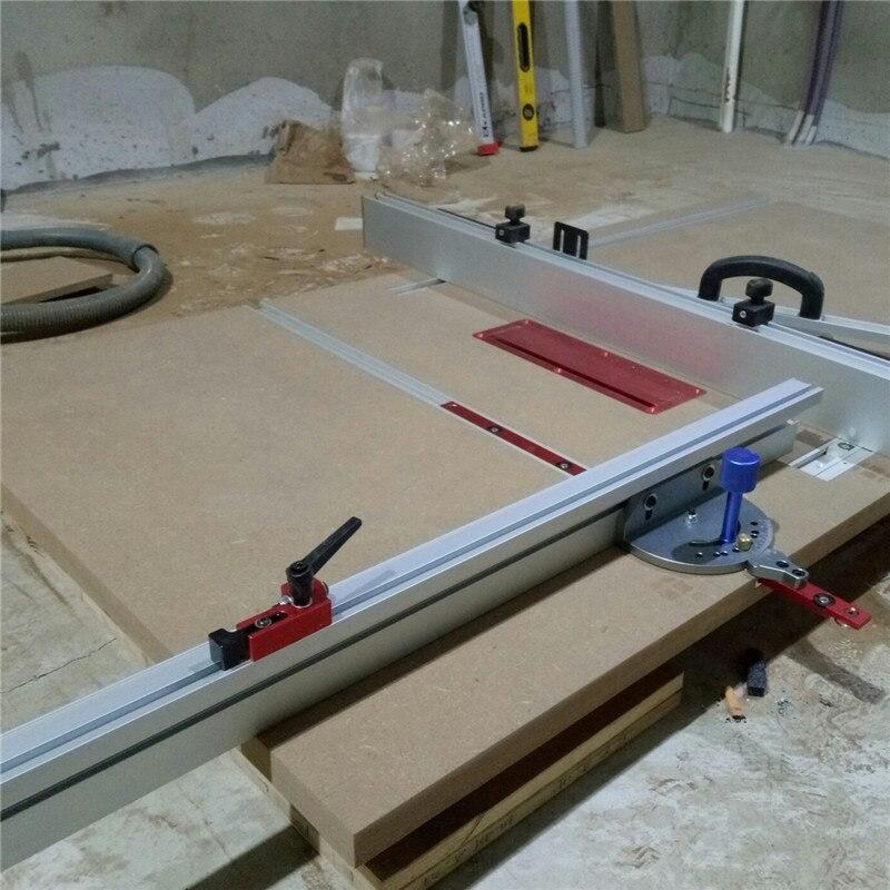 1 Pcs Gehrung Gauge Holz Arbeits Werkzeug Für Bandsäge Tisch Sah Router Winkel Gehrung Gauge Guide Gravur Maschine umkehr
