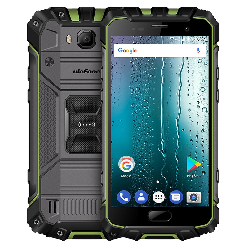 Ulefone Armor 2S 4G Global Version Smartphone IP68 Waterproof 5 0 FHD MTK6737T Quad Core Android