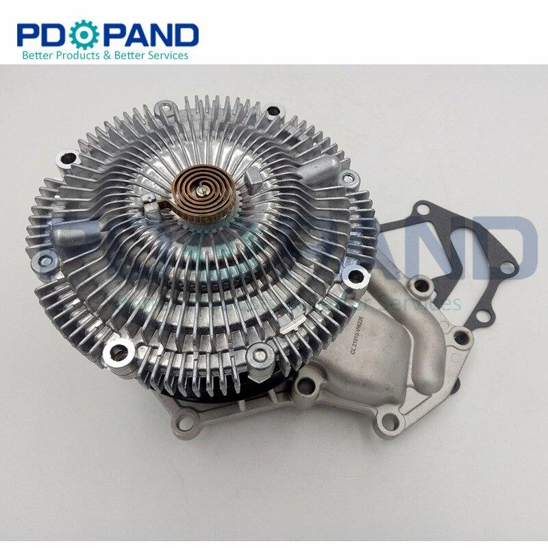 نظام تبريد المحرك ZD30 ZD30DDTi المياه مضخة 21010-2W20A لنيسان باترول GR II عربة (Y61) ل أورفان E25 3.0 زارة التجارة والصناعة 2000-