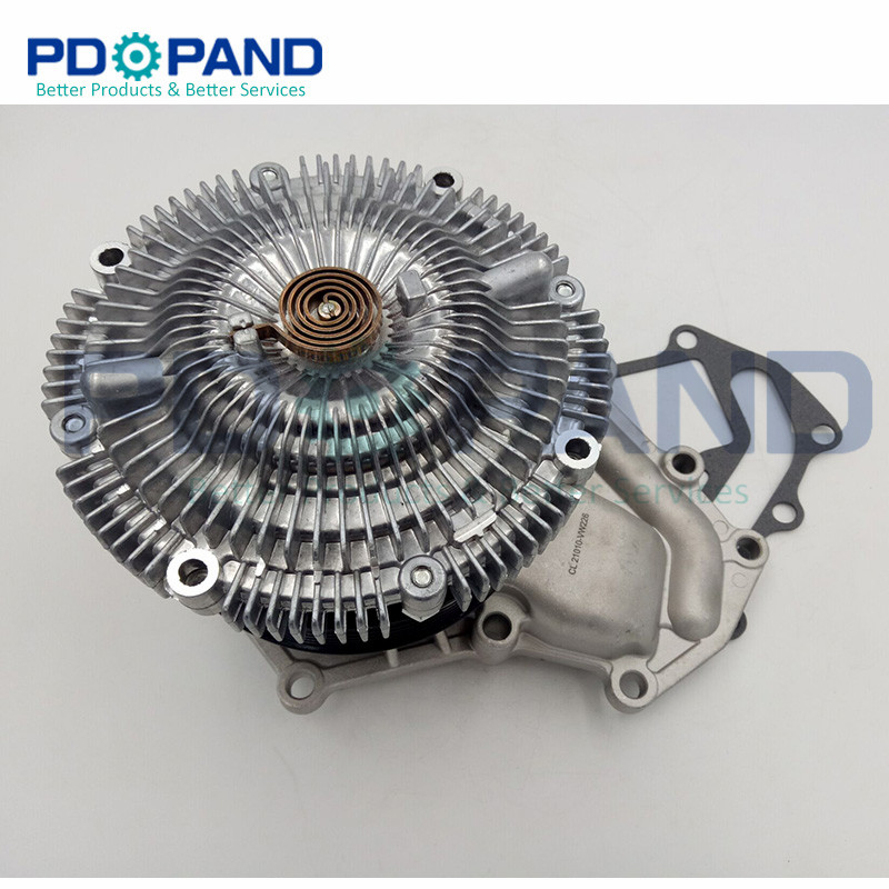 Sistema de refrigeración de motor ZD30 ZD30DDTi bomba de agua 21010-2W20A para Nissan PATROL GR II Wagon (Y61) para Urvan E25 3,0 DTi 2000-
