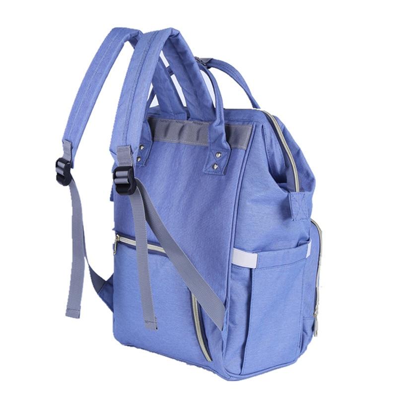 HTB15SqOcRsmBKNjSZFsq6yXSVXaZ Mummy Maternity Nappy Bag Stroller bolsa Large Capacity Baby Travel Backpack Mommy Nursing Bag Baby Care Changing Diaper Bag