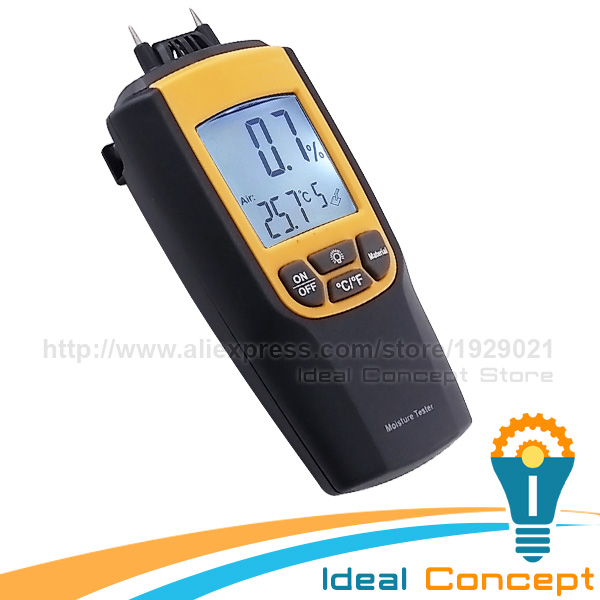 Online get cheap concrete thermometer for Wood floor moisture meter