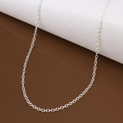 BL05 zutang Новое поступление серебряный кулон цепочки и ожерелья для женщин День рождения имеют разные цвета на выбор