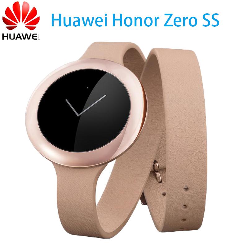 Prix pour D'origine Huawei Honor Zéro SS Bracelet À Puce IP68 Étanche Bluetooth Activité Bracelet Intelligent Montre de Sport Sommeil