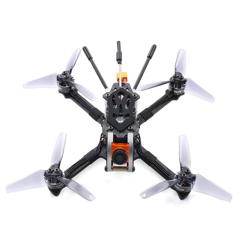 GEPRC GEP PX3 140mm Wheelbase F4 FC 3 Inch FPV Racing Drone PNP BNF W/ RunCam Micro Swift Camera VTX 1206 4500KV Motor