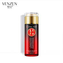 цена на VENZEN Cordyceps Royal Repair Moisturizing Lotion Moisturizing Lightweight Breathable Refreshing Oil Control Lotion Skin Care