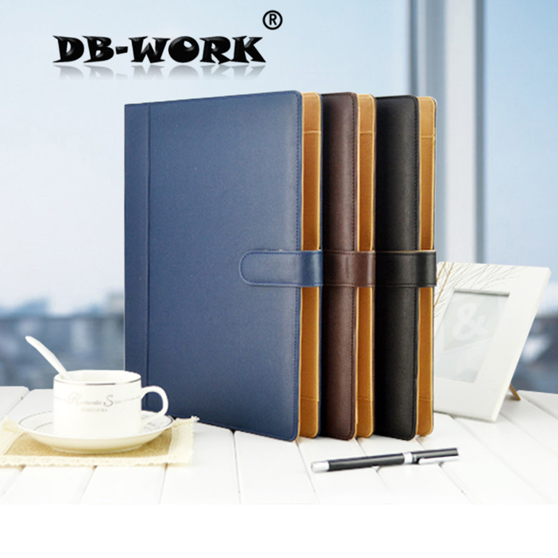 2017 New business notepad Manager folder a4 multifunctional folder clip home car 4s clip contract folder maus robotics – a manager s guide