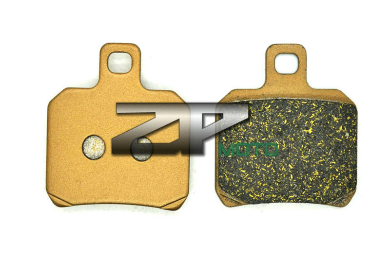 Brake Pads Organic For APRILIA RSV 1000 SP 1999-2000 SL 1000 Falco 2000-2004 RSV 1000 Mille/R 2000 Rear OEM New High Quality for aprilia rsv 1000 mille 2004 2007 cnc aluminum front