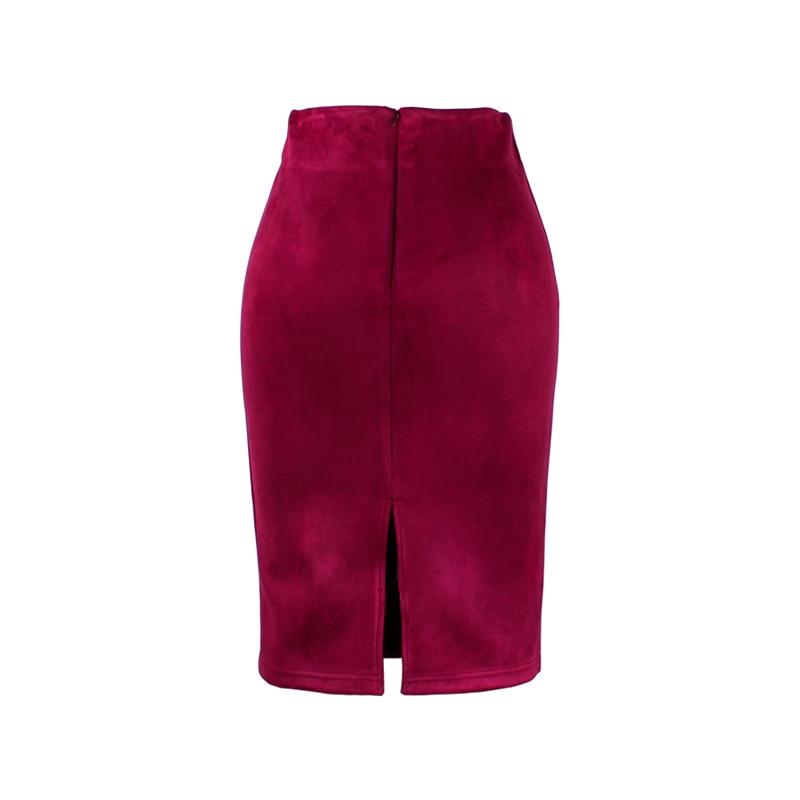 HTB15SsTQXXXXXXyaXXXq6xXFXXXC - Wine Red Women Pencil Skirts JKP227