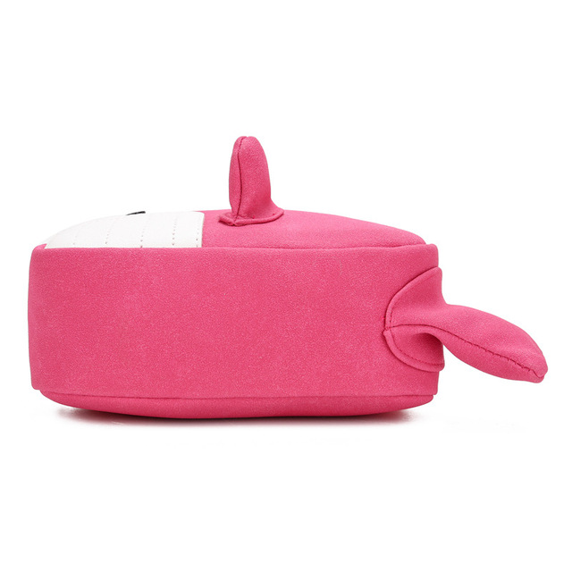 Kid's Funny Whale Shaped Messenger Bag 4