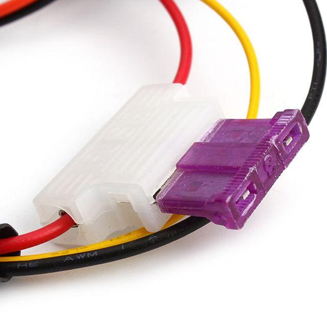 DRL-contrôleur de voiture   Phare de jour, harnais de relais, gradateur/Off 12-18V contrôleur de brouillard, style de voiture