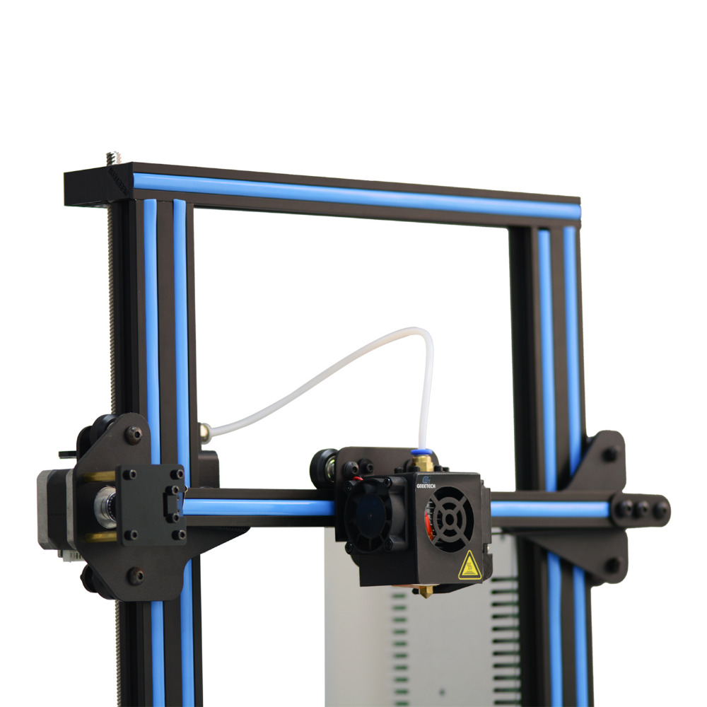 Geeetech A10 Open Source rapide assemblage imprimante 3D 220*220*260 haute PFrinting Accur bonne adhérence plate-forme LCD2004 affichage - 3