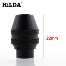 HILDA M7 Copy the chuck New Multi Chuck Keyless Faster Bit Swaps Dremel Style Rotary Tools For Dremel Accessories(China)