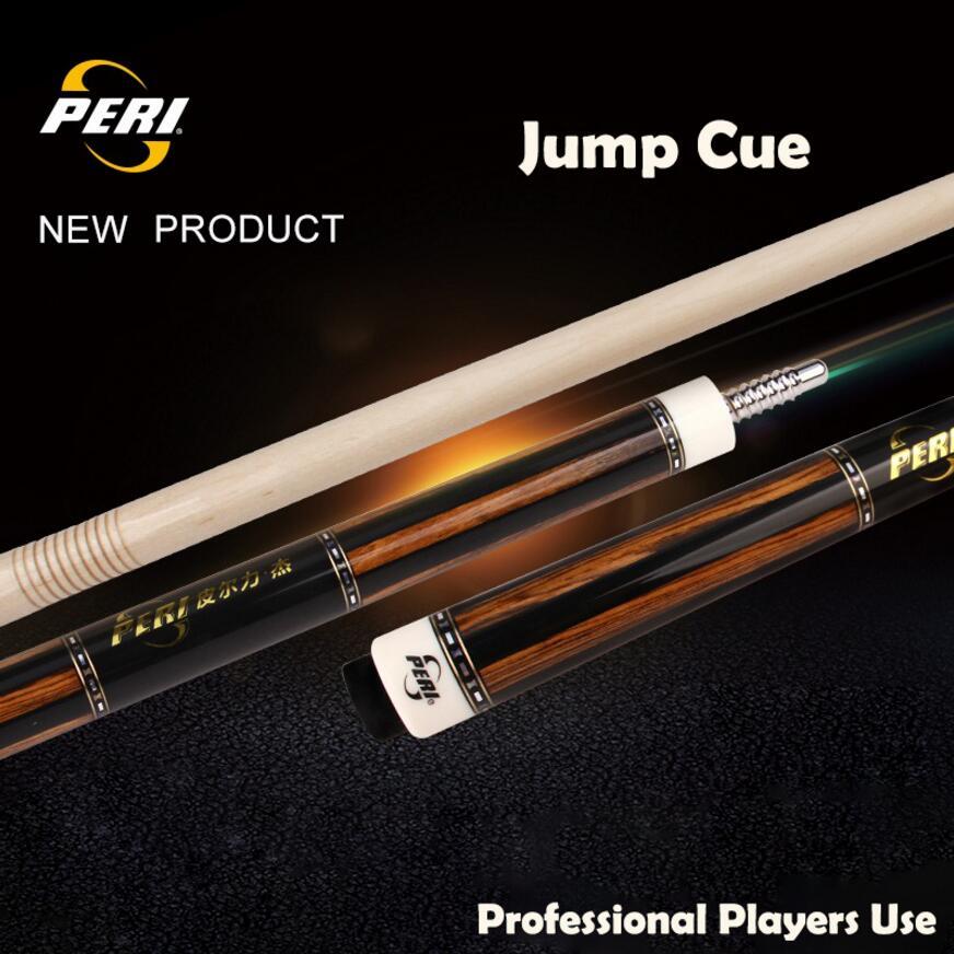 PERI XT-01 queue de saut de piscine fait à la main 13.8mm pointe de saut bâton de billard Kit de queue de billard Kit de saut de Biliard 104 cm utilisation de joueur professionnel