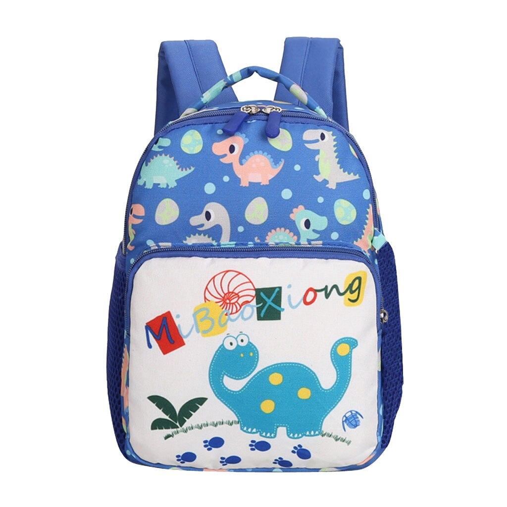 Kid Toddler Baby Cartoon Elephant Shoulder School Bag Kindergarten Backpack Cute