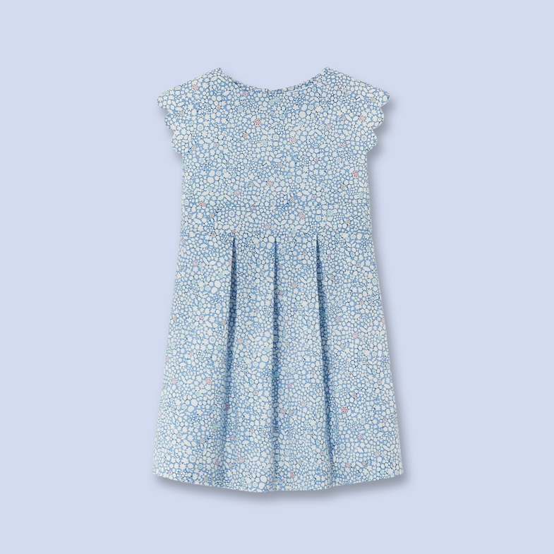 1 dresses vestidos kids princess dress christmas vestido menina children dress girls party  birthday  dress YF04