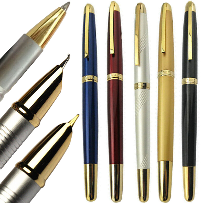 Calligraphy  Fountain Pen Or RollerBall pen 24 pcs/lot jinhao 606 standard office and school stationery set  FREE  SHIPPING 8pcs lot wholesale fountain pen black m 14 k solid gold nib or rollerball pen picasso 89 big executive stationery free shipping