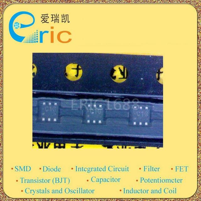 US $240 0 |8000pcs HN1C01FE HN1C01 Complex Bipolar Transistor NPN+NPN SOT  563/ES6 Marking C1G ID402458-in Transistors from Electronic Components &