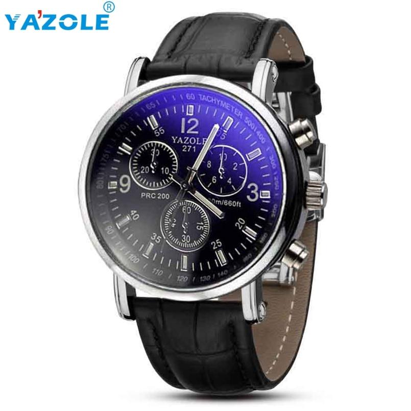 YAZOLE Wrist Watch Men Luxury Wristwatch Male Clock Quartz Watch Hodinky Quartz Watch Relogio Masculino s1