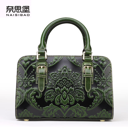 NAISIBAO women luxury handbag genuine leather women messenger bags fashion tote shoulder bag designer handbags ladies crossbody fashion luxury handbags women leather composite bags designer crossbody bags ladies tote ba women shoulder bag sac a maing for