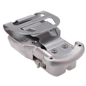 Image 2 - Andoer alliage daluminium appareil photo taille montage de ceinture bouton boucle cintre pour Canon Nikon DSLR appareil photo ceinture sangle de fixation