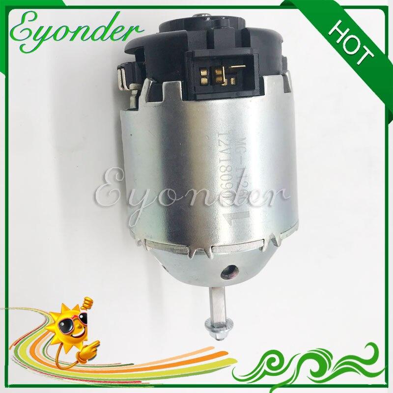 Motor de ventilador de aire acondicionado LHD A/C AC para NISSAN X-TRAIL XTRAIL T31 2,0 Sunny B14 qashqai j10