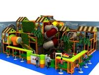 Angepasst amusement indoor spielplatz struktur bohren rohr ausrüstung riesigen park center kinder spaß stadt YLW-IN171057