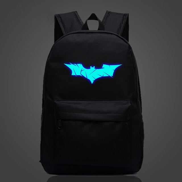bdd4dbcac674 VENIWAY Batman Backpack Super Hero Spiderman Bags For Boys Girls School  Backpacks Kids Best Gift School Bag Children Backpack