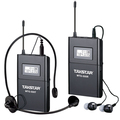 Takstar WTG-500/ WTG 500 UHF Wireless audio system for Tourist guide/Teaching  Transmitter+Receiver+ microphone+earphone ,WTG500